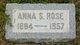 Anna S Rose