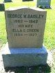 Profile photo:  George Washington Baisley