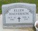 Ellen May <I>Aurand</I> Halverson
