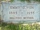 Emmy <I>Anderson</I> Loven