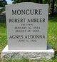 """Robert Ambler """"Cappy"""" Moncure"""