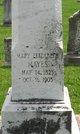 Mary Elizabeth <I>Sweeney</I> Mayes