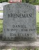 Profile photo:  Daniel Breneman