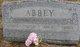 Profile photo:  Lucy <I>Preston</I> Abbey