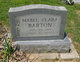 Mabel Clara Barton