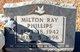 Profile photo:  Milton Ray Phillips