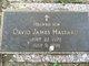 Profile photo:  David James Halyard