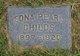 Profile photo:  Edna Pearl Childs