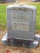 Jim McDonald Cobb