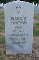 Elmer Dey Kiniston