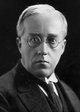 Profile photo:  Gustav Holst