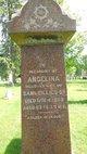 Angelina <I>Henderson</I> Gillies