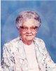 Mildred G <I>Bledsoe</I> Alexander