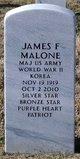 James F. Malone