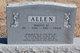 Profile photo:  Anna Belle <I>Austin</I> Allen