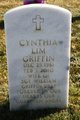 Profile photo: Mrs Cynthia <I>Lim</I> Griffin