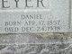 Profile photo:  Daniel Billmeyer