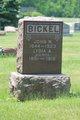 Profile photo:  John W. Bickel