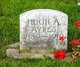 """Capt Hugh Alfred """"Alf"""" Ayres"""