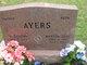 Martha Jane Ayers