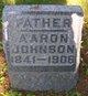 Profile photo:  Aaron Johnson