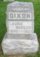 Profile photo:  Laura <I>Wasson</I> Dixon