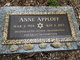 Anne Green <I>Silverman</I> Apploff