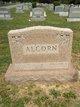 Profile photo:  Mae E. <I>Koontz</I> Alcorn