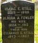 Profile photo:  Almira A <I>Fowler</I> Still