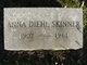 Profile photo:  Anna B. <I>Diehl</I> Skinner