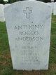 Profile photo:  Anthony Rocco Anderson