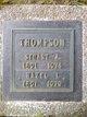 Hazel Iola <I>Bridle</I> Thompson