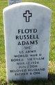 Profile photo:  Floyd Russell Adams