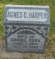Profile photo:  Agnes C <I>Harper</I> Zook