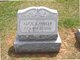 Profile photo:  Alice Bertha <I>Bicknell</I> Ambler