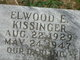 Profile photo:  Elwood E Kissinger