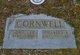 Dora Lee <I>Whitehair</I> Cornwell