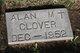 Profile photo:  Alan Mark Glover