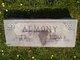 "Profile photo:  Leroy Benjamin ""Roy"" Almony"