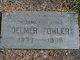 Delmer Fowler
