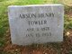 Profile photo:  Abson Henry Towler