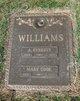 Profile photo:  A. Everett Williams