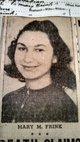 """Profile photo:  Mareham """"Mary Frink"""" Aghababian"""