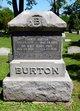 Mary <I>Poole</I> Burton