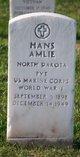 Profile photo:  Hans Amlie