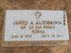 James Arthur Alsobrook