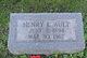 "Henry Leroy ""Roy"" Ault"