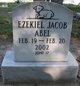 Profile photo:  Ezekiel Jacob Abel