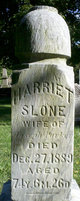 Profile photo:  Harriet <I>Slone</I> Parker