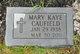 Mary Kaye Caufield